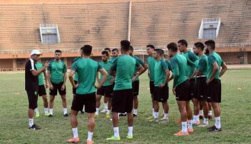 ظهور حالات إصابة بكورونا في معسكر المنتخب المغربي للمحليين