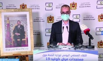 تفاصيل الحالة الوبائية بالمغرب في أول أيام عيد الفطر