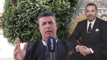 أول خروج إعلامي للمليونير المغربي الذي وجه رسالة جريئة للملك على الفايسبوك بخصوص برنامج دعم المقاولات