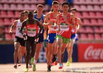 أنس الساعي يهدي المغرب ثاني ميدالية فضية في دورة بوينوس أيريس
