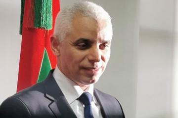 وزير الصحة خالد آيت الطالب يقدم مستجدات الوضع الوبائي بالمغرب