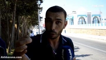 """شاب مغربي ينفجر بسبب ما وقع للشابة """"حنان"""""""