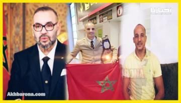 """البطل العالمي في الكيك بوكسينغ """"محمد مجاهد"""" يتساءل عن سبب عدم وصول هديته إلى الملك"""