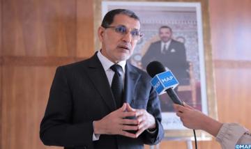 العثماني يحث المواطنين على الالتزام بالإجراءات الاحترازية تفاديا لظهور بؤر جديدة تستدعي الإغلاق