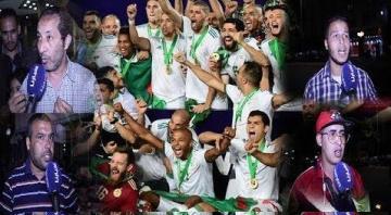 هكذا علق المغارية على تتويج المنتخب الجزائري بكأس الأمم الأفريقية
