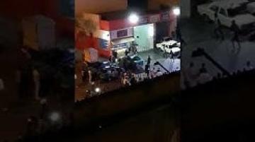 طنجة: حرب طاحنة بالسيوف بين لصين وشباب داخل محطة للوقود