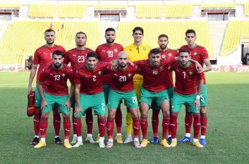 """المنتخب المغربي يرتقي في تصنيف """"الفيفا"""""""