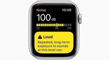 تطبيق أبل Noise يحافظ على حاسة السمع