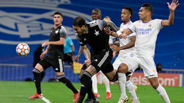شيريف يقتنص فوزا تاريخيا من البرنابيو أمام ريال مدريد