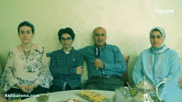 تلميذ المدرسة العمومية ...لقاء خاص مع محمد رضا بورويس صاحب أعلى معدل في الباكالوريا بجهة الشرق