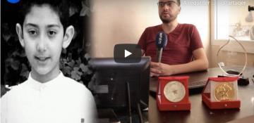 مخترع مغربي حركته قضية الطفل عدنان ليبتكر قميص يحمي الأطفال من الاختطاف
