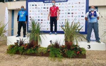 البطلان المغربيان سويبة وعلام يحققان نتائج مشرفة في بطولة فرنسا لألعاب القوى كبار