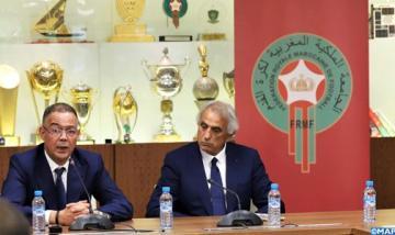"""اختيار قائمة موسعة لعناصر المنتخب في أقل من 24 ساعة واستبعاد """"حمد الله"""" يثير شكوك المغاربة"""