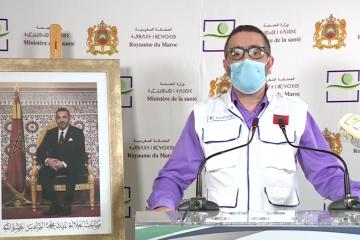 إصابة 1499 شخصا بكورونا و292 حالة شفاء خلال الـ24 ساعة الماضية
