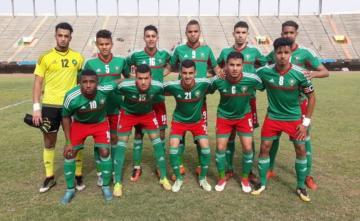 المنتخب المغربي لأقل من 23 سنة يتعادل مع نظيره التونسي
