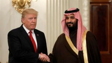 """بعد اتصاله بالعاهل السعودي.. ترامب """"يبرئ"""" الملك سلمان من اغتيال خاشقجي"""