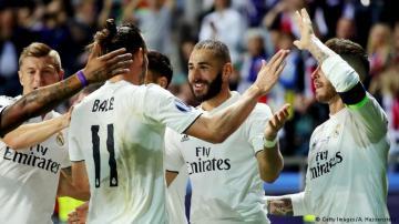 ريال مدريد يُدشن موسمه بثلاثية في شباك سيلتا (فيديو)