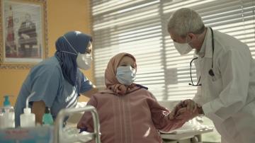 الحملة الوطنية للتلقيح ضد فيروس كورونا المستجد (اللقاح = الأمل)