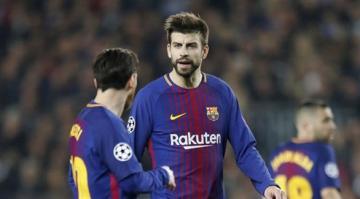 بيكيه يعود لهوايته المفضلة ويشعل الحرب مجددا مع ريال مدريد