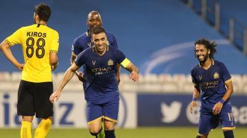 هدف حمدالله في نصف نهائي كأس آسيا على طريقة بانينكا
