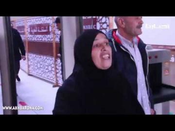 """أم أحد معتقلي الريف تصرخ وسط المحكمة """"الله ياخذ الحق"""" ومحامون مستاؤون من سير الجلسة"""