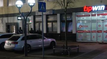 """ألمانيا..في مقهى """"أرينا بار"""" للشيشة في حي كيسيلشتات تمت عملية إطلاق النار الثانية"""