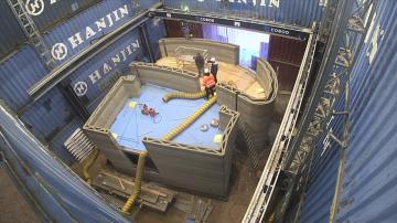 """بلجيكا: أول دولة تبني منزلاً متعدد الطوابق بخاصية """"3 دي"""" طباعة ثلاثية الأبعاد"""