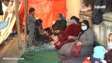 في عيد المرأة : عاملات بقطاع النسيج ينتفضن ضد الطرد التعسفي
