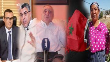 """زيان يُعلق على قضية الوزيرين الرميد وأمكراز /حقيقة 15 حالة في المغرب /""""مي نعيمة""""/ والمغاربة العالقين"""