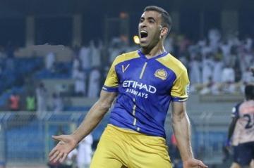 حمد الله يرفع رصيده إلى 29 هدفا في الدوري السعودي (فيديو)