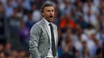 لويس إنريكي يستقيل من تدريب منتخب إسبانيا