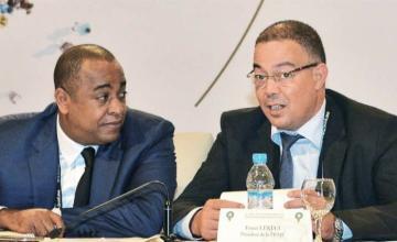 إعادة انتخاب سعيد الناصري رئيسا للعصبة الاحترافية لولاية ثانية
