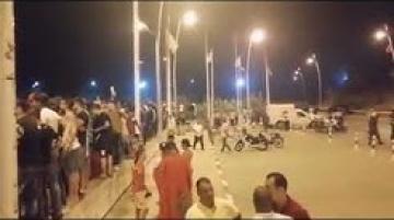 احتفالات كبيرة على الحدود الشرقية بعد الجزائر بكأس إفريقيا