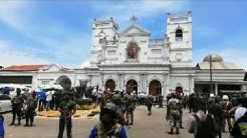 مجزرة في سريلانكا تودي بحياة 137 شخصا على الاقل