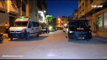 أمن مكناس يوقف 27 شخصا تم ضبطهم يتعاطون الشيشا بمقهى