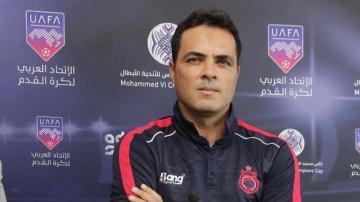 محمد الكيسر مدربا جديدا لفريق الكوكب المراكشي