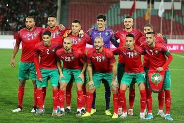"""المنتخب المغربي يحافظ على مركزه في تصنيف """"الفيفا"""""""