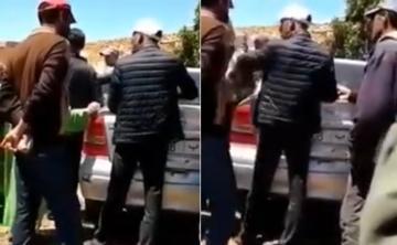 """مقدم بجماعة اولاد سلمان يهدد أرملة: """"والله لا شديتي شي قفة من عندي"""""""