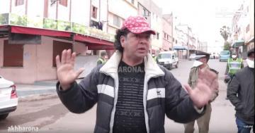 مغربي يعلق بهيستيرية: البعض من الشعب ما وعيش وحشومة عليهم خاصهم يتعاونو مع السلطة