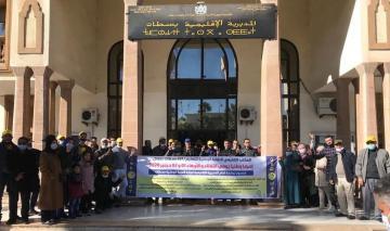 """""""كدش"""": لهذا نخوض إضرابا بقطاع التعليم لمدة يومين"""