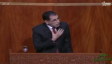 العثماني للنقابات : واخا ديرو بلاغ و تصعدو فيه حنا باقين كنبردو و حتى أنا يمكن نصعد !
