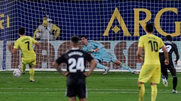 فياريال يفرض التعادل على ريال مدريد المدجج بالغيابات