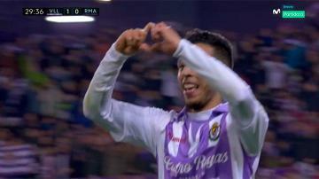 شاهد هدف المغربي محمد أنور في مرمى ريال مدريد