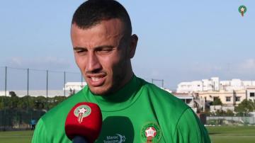 تصريح لاعبي المنتخب المغربي حول ودية الأرجنتين