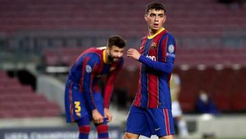 بيدري يمدد عقده مع برشلونة مع بند جزائي بمليار أورو