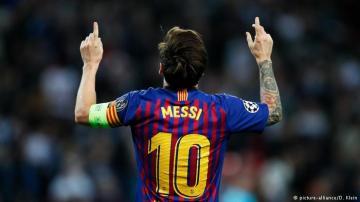 ميسي يفكر في وجهته المستقبلية بعد برشلونة