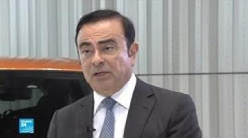 اليابان: القبض على كارلوس غصن رئيس شركة نيسان بتهمة التهرب الضريبي