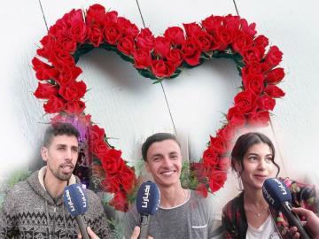 لمن غادي تشري الكادو فعيد الحب ومعامن غادي تحتفل: أجوبة طريفة وغير متوقعة