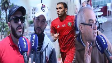 """قضية """"حمد الله""""..جماهير مغربية غير مقتنعة ببلاغ الجامعة وهكذا علقت على مغادرة هداف النصر"""