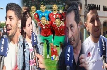 ردود فعل صادمة من الجمهور المغربي رغم الفوز أمام ناميبيا